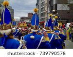 the cologne carnival is a... | Shutterstock . vector #739790578