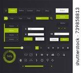 interface button set