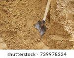 Soil With Shovel  Teel Shovel...