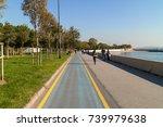 caddebostan istanbul turkey 13... | Shutterstock . vector #739979638