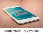 bangkok  thailand   oct 23 ... | Shutterstock . vector #739990780
