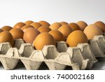 Eggs Are A Source Of Protein....