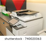 Photocopier With Access...