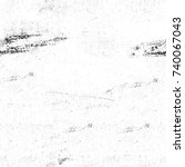 seamless grunge black white....   Shutterstock . vector #740067043