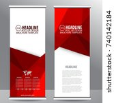 roll up business brochure flyer ...