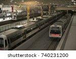 perth western australia 16th... | Shutterstock . vector #740231200