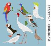 vector illustration of... | Shutterstock .eps vector #740237119