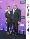 Small photo of Sierra Gill, Tanner Gill attends Diamond in the RAW Foundation Action Icon Stuntwomen Awards 10th Diamond Anniversary at Sheraton Universal Hotel, Universal City, California on October 22nd 2017