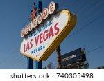 oct 13 2017 las vegas nv ...   Shutterstock . vector #740305498