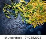 Petal Of Climbing Ylang Ylang ...