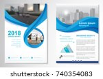 template vector design for... | Shutterstock .eps vector #740354083