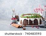 Christmas Fruit Cake  Pudding...