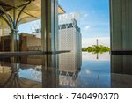 putrajaya malaysia september 30 ...   Shutterstock . vector #740490370