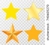 star   star icon   star vector  ... | Shutterstock .eps vector #740605270