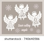Beautiful Christmas Angels....