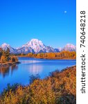 Small photo of oxbow bend