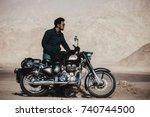 october 17th 2017   an asian...   Shutterstock . vector #740744500