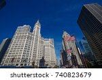 The Wrigley Building  The...