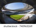 volgograd  russia   october 03... | Shutterstock . vector #740963269