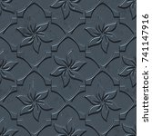 Metal Seamless Texture With...