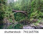 Tall Arch Bridge   Moulton...
