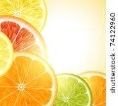 vector background for design... | Shutterstock .eps vector #74122960