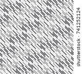 vector seamless pattern.... | Shutterstock .eps vector #741252124