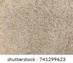 grunge cement floor texture... | Shutterstock . vector #741299623