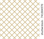 diamond pattern with white... | Shutterstock .eps vector #741304570
