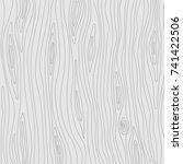 wooden texture. vector light... | Shutterstock .eps vector #741422506