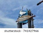 durban  south africa  november...   Shutterstock . vector #741427966