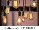 light | Shutterstock . vector #741434029