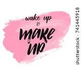 wake up and make up brush