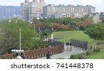 bali  new taipei city   taiwan  ... | Shutterstock . vector #741448378