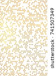 light orange pattern with... | Shutterstock . vector #741507349