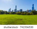 central park   Shutterstock . vector #741536530