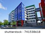 canberra  australia  12 dec... | Shutterstock . vector #741538618