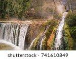 waterfalls | Shutterstock . vector #741610849