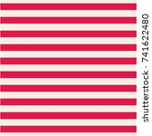 pattern with horizontal stripes.... | Shutterstock .eps vector #741622480