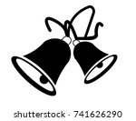 bell icon   bell icon for... | Shutterstock .eps vector #741626290