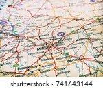 vinnitsa  ukraine   june 25  ... | Shutterstock . vector #741643144