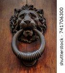 knockers of rome | Shutterstock . vector #741706300
