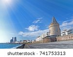 vlissingen  netherlands ... | Shutterstock . vector #741753313