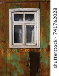 abstract rusty metal texture ... | Shutterstock . vector #741762028