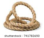 rope. | Shutterstock . vector #741782650