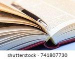 christian. | Shutterstock . vector #741807730