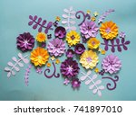 Colorful Composition Of...
