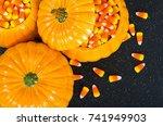 Ceramic Decorative Pumpkins...