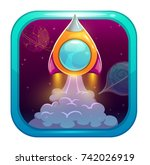 app icon for game or web design ...