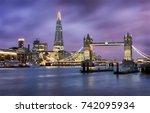 The Iconic Tower Bridge In...